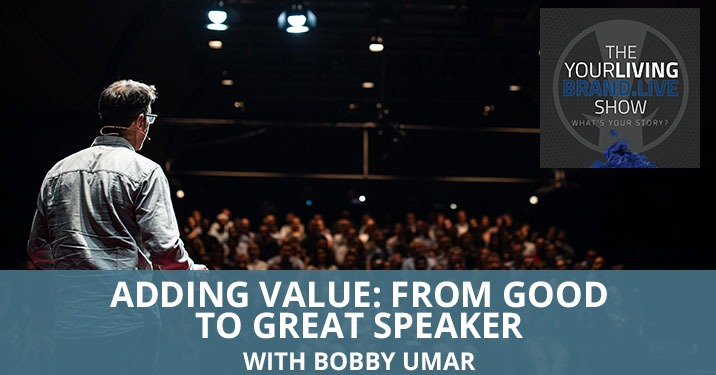 LBL Bobby Umar | Becoming A Great Speaker