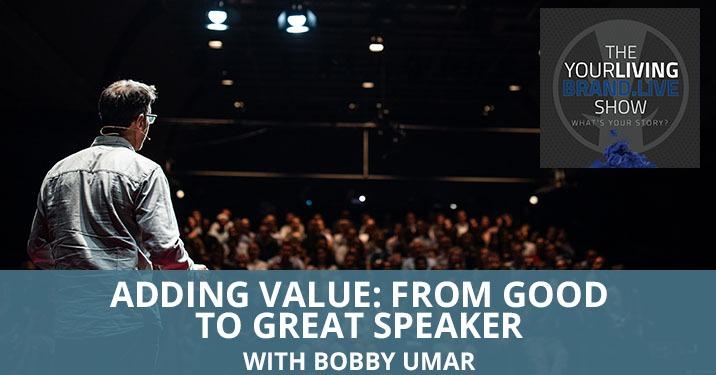 LBL Bobby Umar | Becoming A Great Speaker