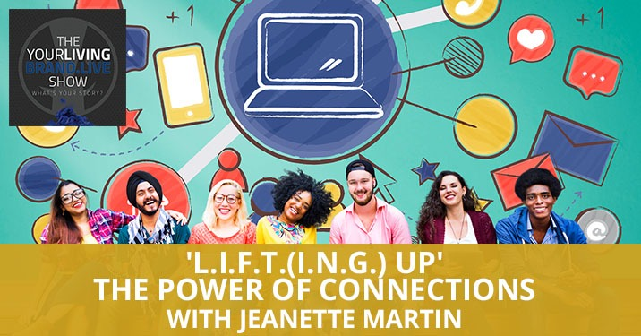 LBL Jeanette Martin | Power Of Connections