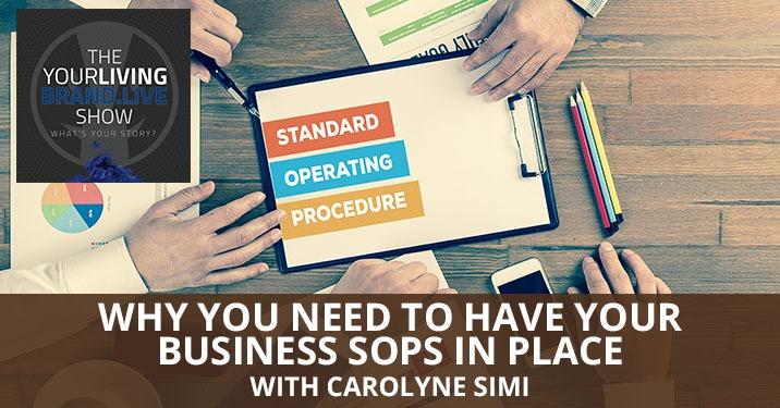 LBL Carolyne   Business SOPs