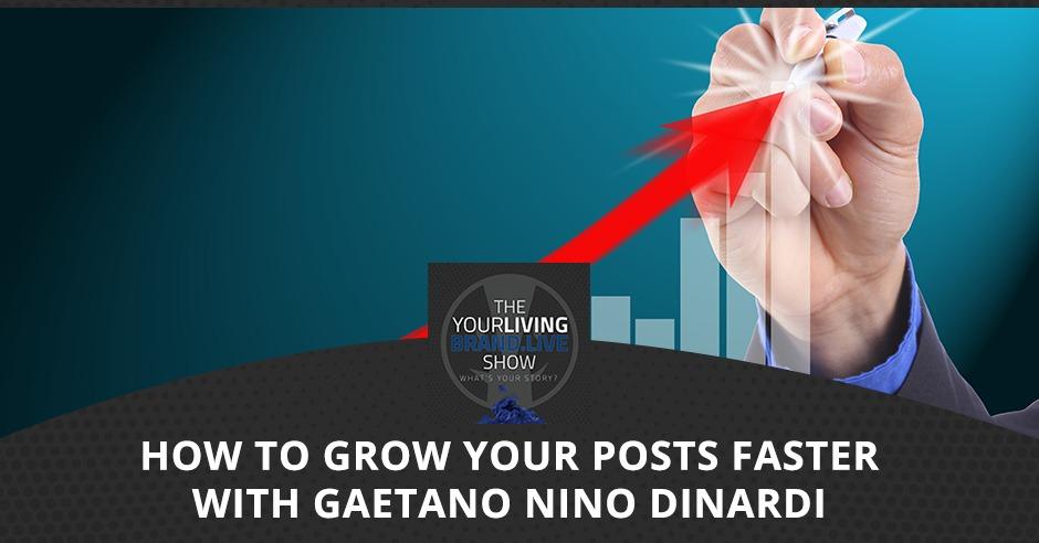 LBL DiNardi Gaetano DiNardi | Growing Your Posts Faster