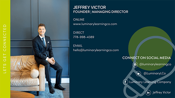 LBL Jeffrey | Customer Experience