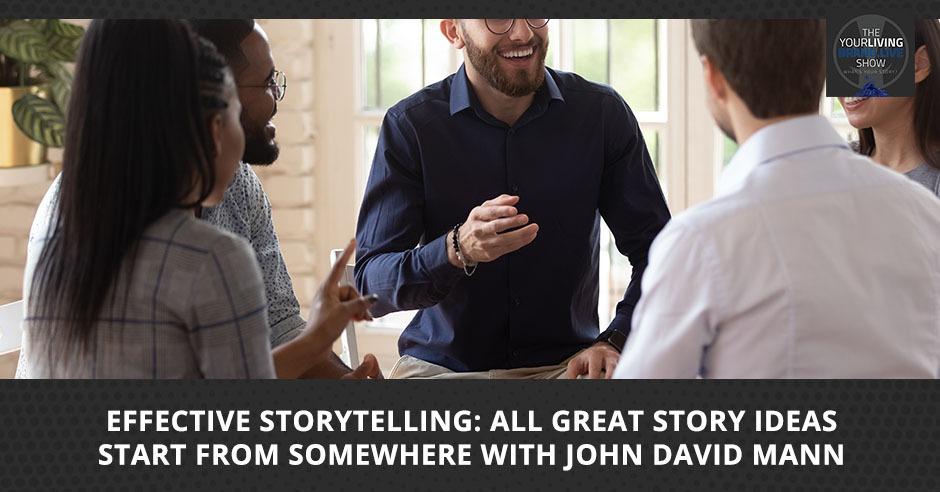 LBL John   Effective Storytelling